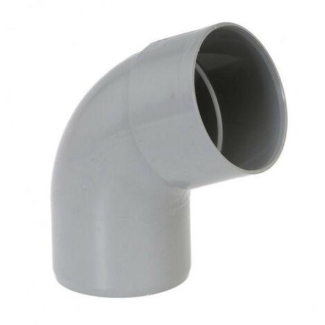 Coude PVC 67°30 MF - plusieurs modèles disponibles