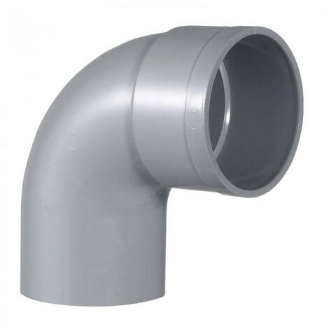 Coude PVC 87°30 MF - plusieurs modèles disponibles