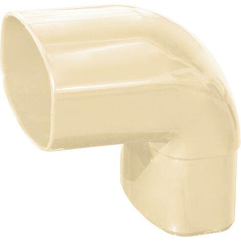 Coude PVC 87°30 MF pour tube BEST Ø92x57