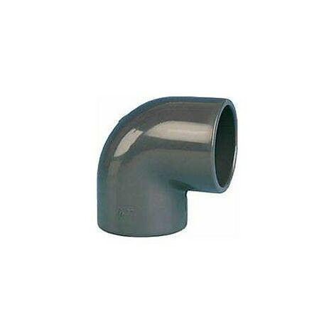Coude PVC - 90° - Diamètre 50mm