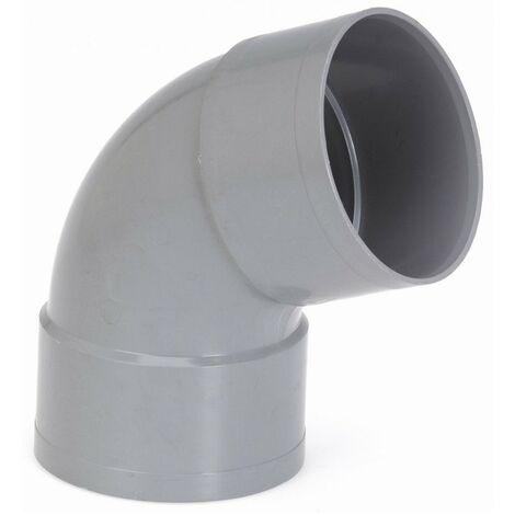 COUDE PVC FF D. 32 67D (Vendu par 10)