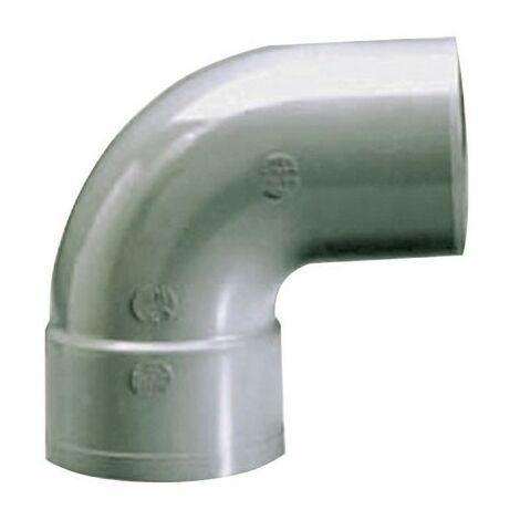 COUDE PVC MF D. 32 87D (Vendu par 10)