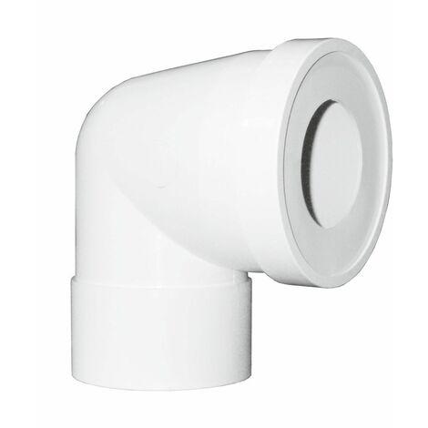 Coude WC 90° Femelle D.100