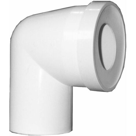 Coude WC 90° Mâle D.100