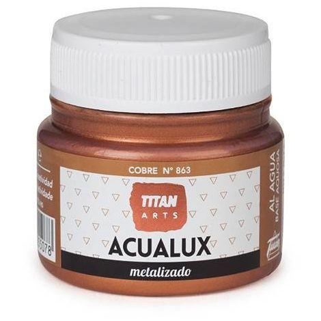 Couleurs Métallisées Acualux Titan
