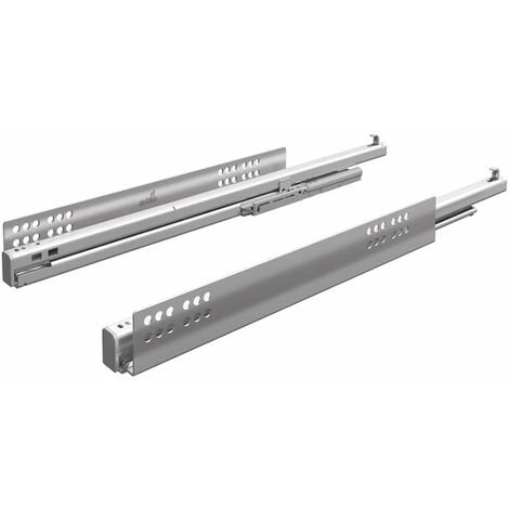 Coulisse quadro v6+ push to open - HETTICH