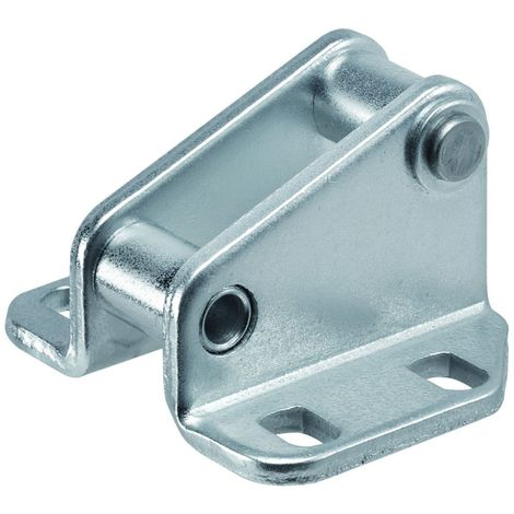 Counter catch for hook type toggle clamp Steel Zinc plated