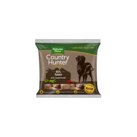 Country Hunter Full-Flavoured Rabbit Nuggets (324101)