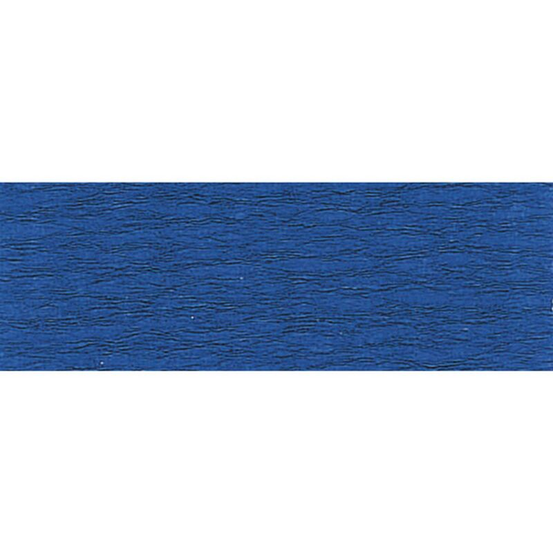 Image of County Folded Crepe Papers (1.5m x 50cm) (Mid Blue)