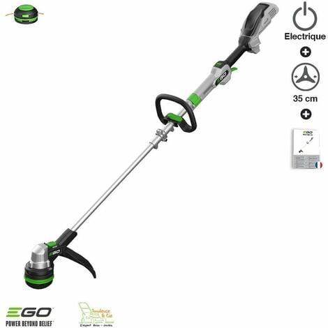 Coupe bordure sans fil coupe 35cm rembobinage automatique Powerload Ego ST1400E sans chargeur ni batterie - Gris