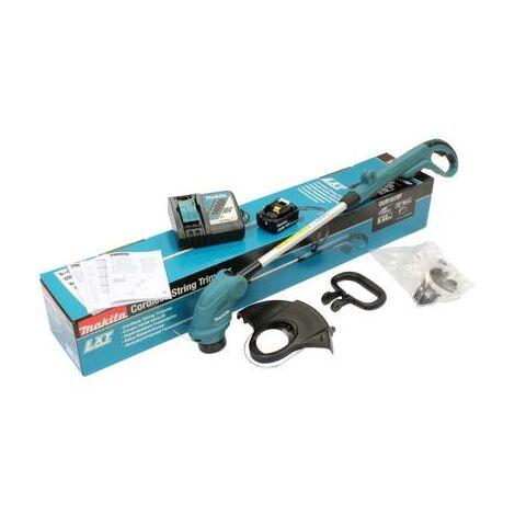 Coupe-bordures sans fil Makita DUR181RF avec batterie 18 V 3 Ah Largeur de coupe (max.): 260 mm