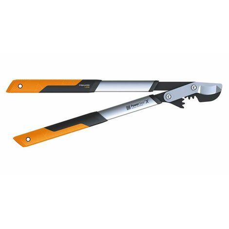 Coupe-branches Powergear X - M à crémaillère et à lame franche 65 cm - Ø 50 mm