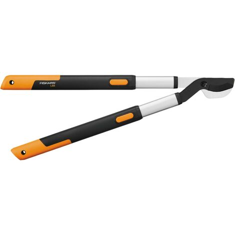 Coupe-branches télescopique Fiskars (815-1085 mm) Smartfit L86 - Ø 50 mm - Manches aluminium avec SoftGrip