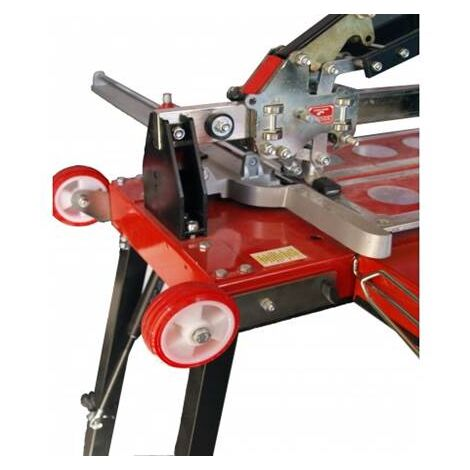 Coupe-carreau GigaCut 1350mm HEKA - pieds escamotables - guide laser - 014658