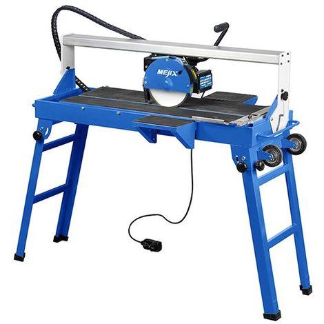 Coupe carreaux radial - CMER230B - D. 230 mm - 230 V 1200 W - visée laser - 180007 - Mejix - -