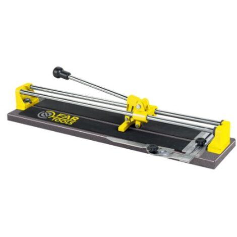 Coupe-carrelage manuel Far Tools 'TCA550' 16 mm
