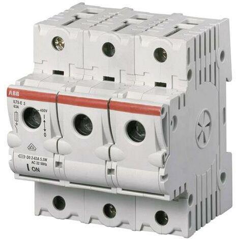 Coupe-circuit de charge/fusible ABB ILTS-E3D0 C586061