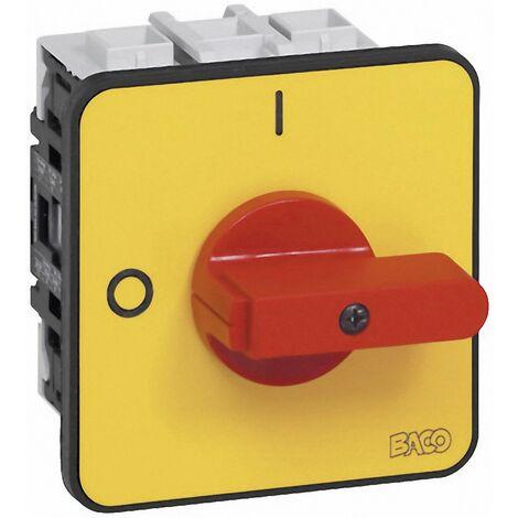 Coupe-circuit de charge pour montage avant X50653