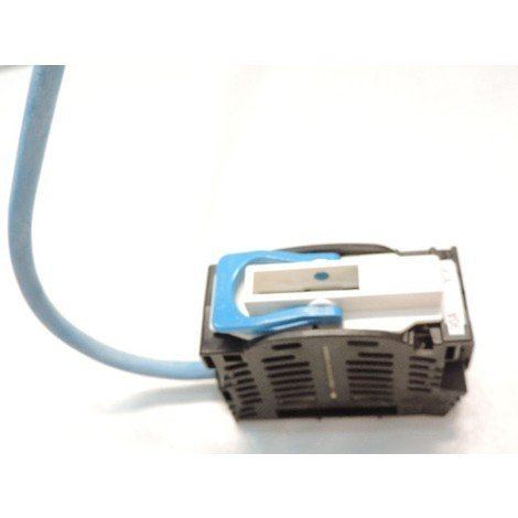 Coupe circuit unipolaire CCPI taille 00 neutre 90A pour colonne electrctrique 400A MICHAUD P155