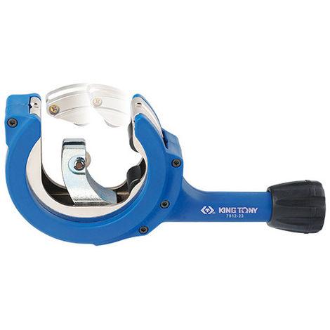 Coupe-tube à cliquet 28 à 67 mm spécial tuyau d'échappement