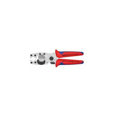 coupe tube per / multicouches / gaine de protection réf. 90.25.20sbcapacité 25 mm (per) / 35 mm (gaine)