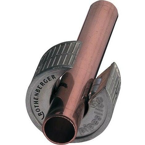 Coupe-tube PIPESLICE Boitier de fonte en alu 15 mm