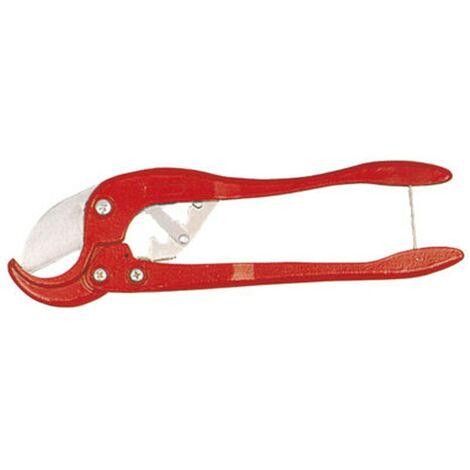 coupe-tube PVC pince, PE, PVDF | Court tuyaux en PVC Ø 0-63mm | Quincaillerie et bricolage