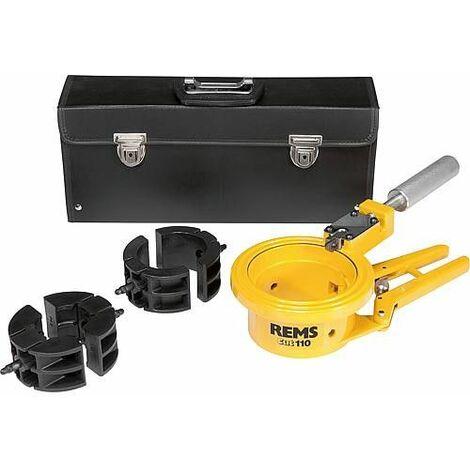 Coupe-tubes et chanfreineuses Kit Rems Cut 110 P