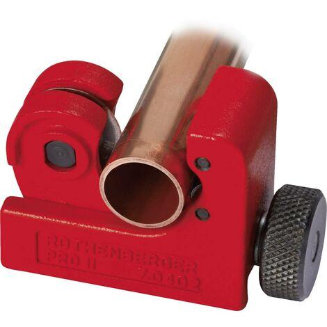 Coupe-tubes MINICUT I PRO/MINICUT II PRO, Pour Ø de tuyaux : 3-16 mm