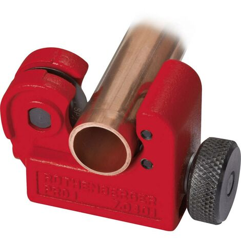 Coupe-tubes MINICUT I PRO/MINICUT II PRO, Pour &Oslash de tuyaux : 3-16 mm