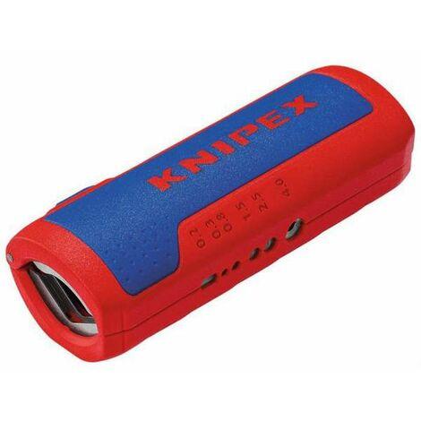 Coupe-tubes pour gaine électrique TwistCut - Knipex