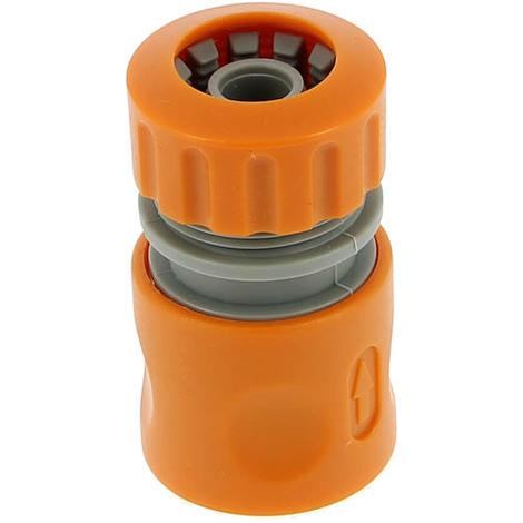 Coupleur automatique d'arrosage plastique O15