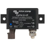 Coupleur de batterie Cyrix-Li-ct 12/24V-230A Victron