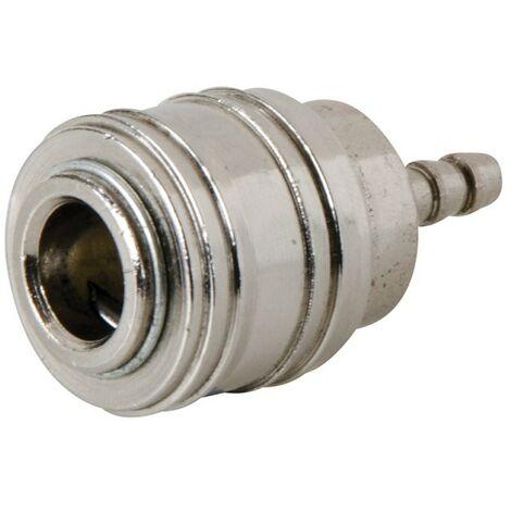 Coupleur rapide Euro pour tuyau air comprimé - Extrémité 8 mm