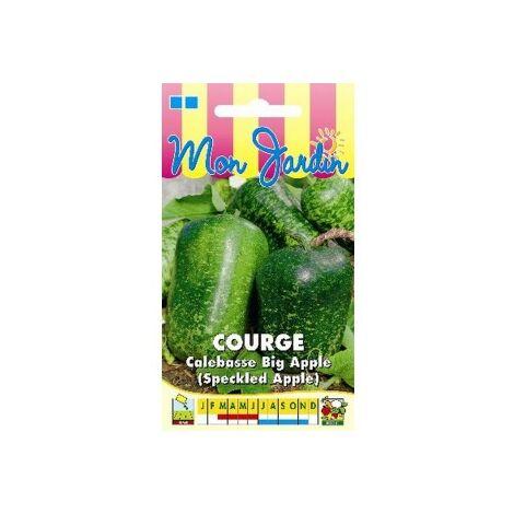 Courge calebasse Big Apple - 3g