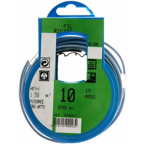 COURONNE 10M HO7V-U 1,5 BLEU PROFIPLAST PRP500023
