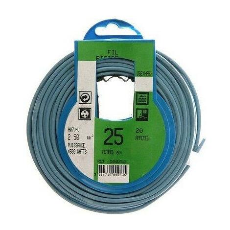 COURONNE 25M HO7V-U 2,5 BLEU PROFIPLAST PRP500253