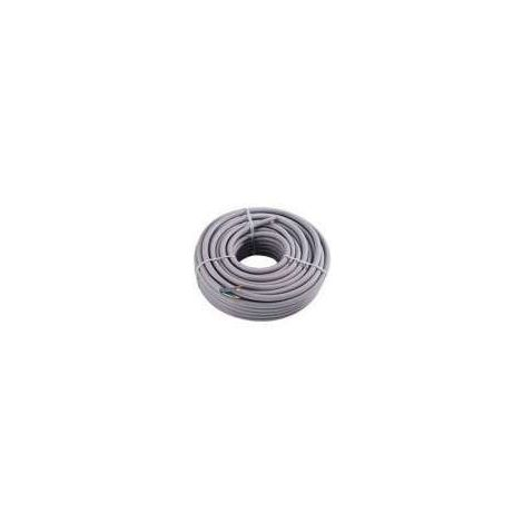Profiplast PRP513024 Couronne de c/âble 10 m ho5vvf 3 g 1,5 mm Gris
