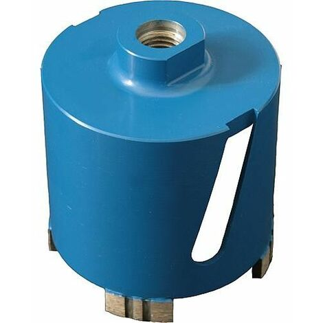 Couronne a diamant a sec - 42 mm Profondeur 150 mm