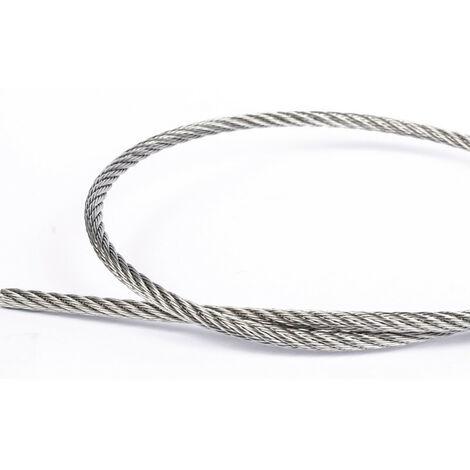 CÂBLES EN ACIER INOXYDABLE filin métallique corde voile AISI 316 V4A