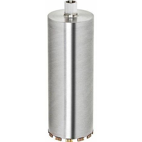 Couronne diamant soudée au laser raccord:1 1/4 UNC - 162x450mm