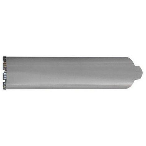 Couronne diamantée Pro à eau D. 162 x Lu. 400 x Ht. 10 mm x Q. 1 1/4 - béton armé, béton - Diamwood Platinum - -