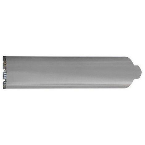 Couronne diamantée Pro à eau D. 72 x Lu. 400 x Ht. 10 mm x Q. 1 1/4 - béton armé, béton - Diamwood Platinum - -