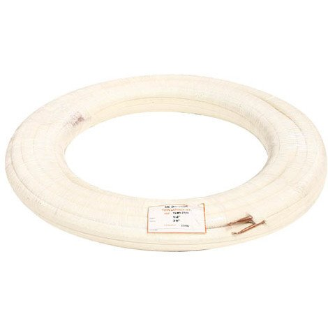 Couronne Frigo NF-M1-EN12735 bi-tubes Iso 0,8mm 1/4-3/8-20ml
