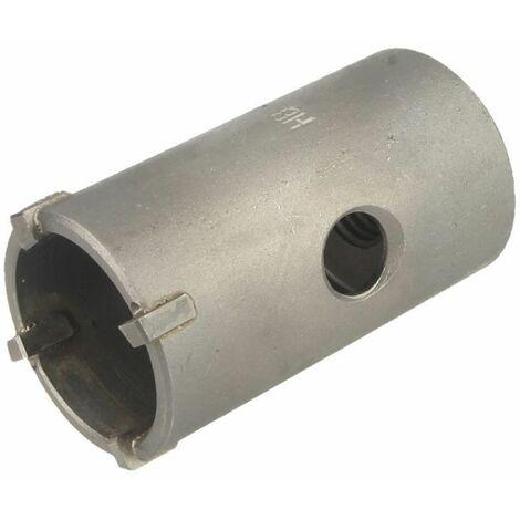 Couronne trépans diamètre 40 mm x 107 mm M 16 en métal dur