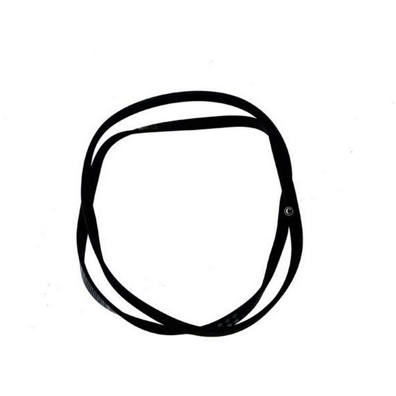 Courroie 1207 J4 (61867-21714) (481235818204) Lave-linge WHIRLPOOL IGNIS, INDESIT, BAUKNECHT, PROLINE, RADIOLA, ARISTON HOTPOINT - Laden