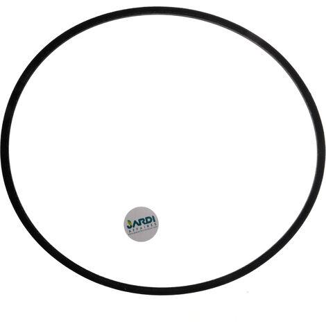 Courroie lisse hexagonale série AA108 pour tondeuses autoportées