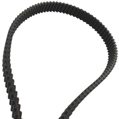 Courroie plate double dentée DS8M200016