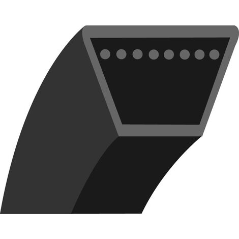 Courroie trapézoïdale HUSQVARNA 535504501