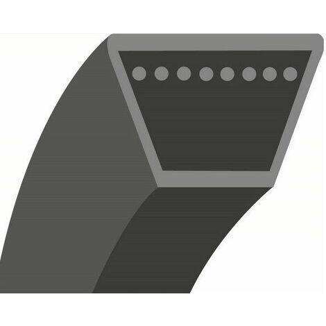 Courroie variateur pont tracteur tondeuse MTD